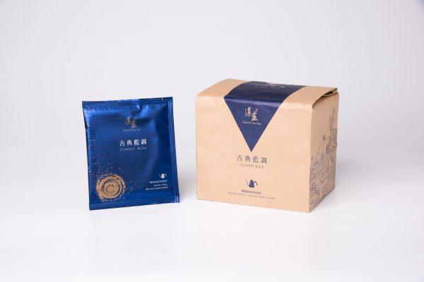 湛盧咖啡_經典獨家系列_古典藍調_濾掛式咖啡