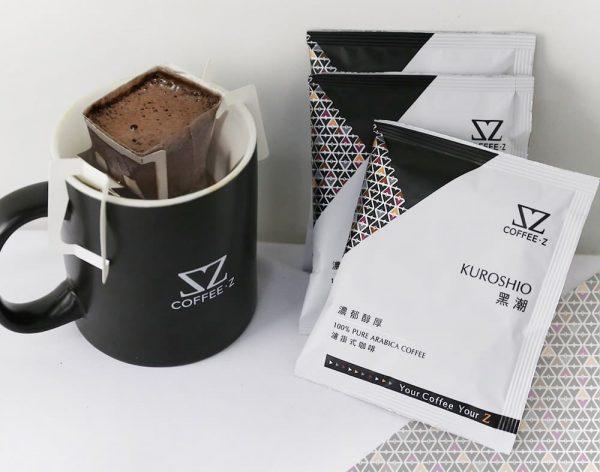 湛盧咖啡_Coffee_Z_黑潮_濾掛式咖啡