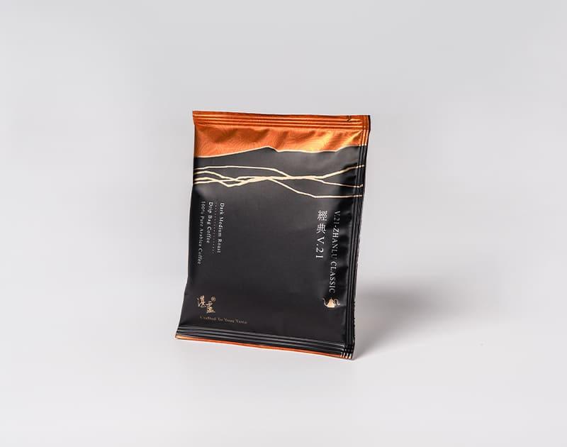 湛盧咖啡_行家首選系列_經典V.21_濾掛式咖啡_單包