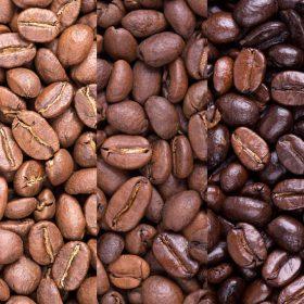 淺焙咖啡與深焙咖啡有什麼不同?