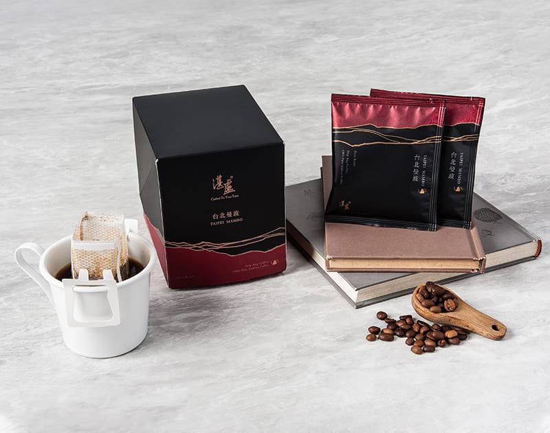 濾掛式咖啡推薦:台北曼波