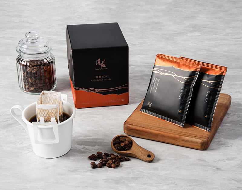 濾掛式咖啡推薦:經典 V.21