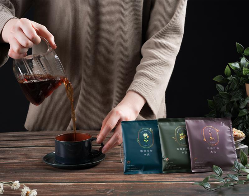 湛盧咖啡_單品莊園繽紛系列_綜合_濾掛式咖啡