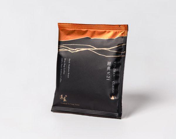 濾掛式咖啡-經典 V.21 / 單包