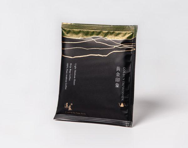 濾掛式咖啡-黃金印象 / 單包